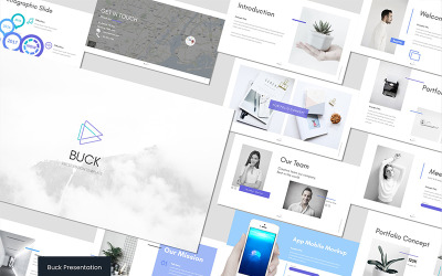 Buck - Google Slides