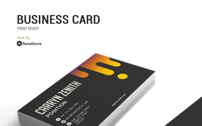 Hello - Business Card - Corporate Identity Template