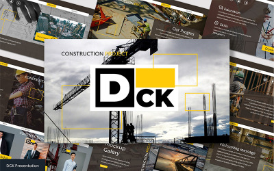 DCK - - Keynote template