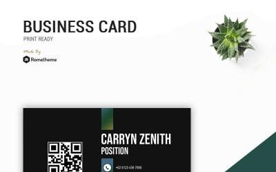 Ordinary - Business card - Corporate Identity Template