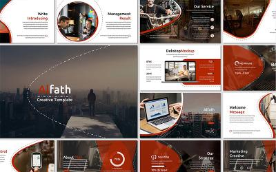 Alfath - - Keynote template