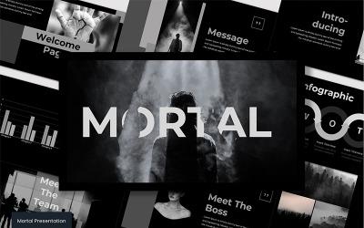 Mortal - - Keynote template