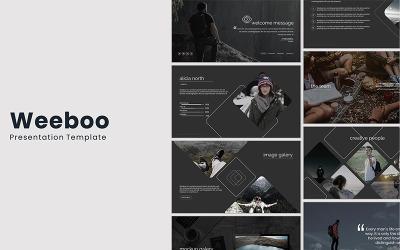 Weeboo - - Keynote template