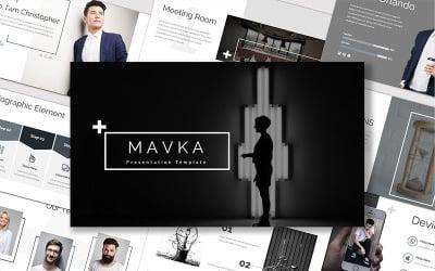 Mavka - Google Slides