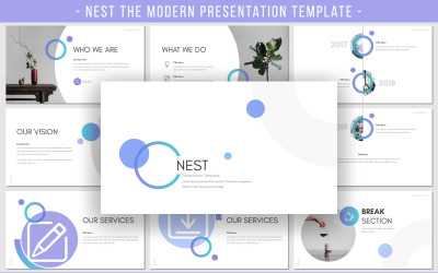 NEST PowerPoint -mall