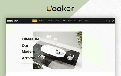 Hooker Furniture Premium Shop OpenCart Template