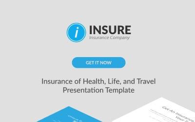 Insure - Business - Keynote template