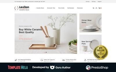 Levilon - Ceramic and Craft PrestaShop Theme