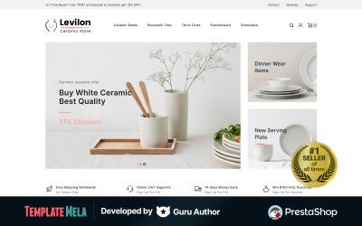 Levilon - Tema PrestaShop Ceramica e Artigianato