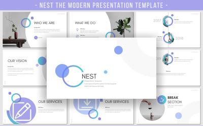 NEST - Presentation - Keynote template