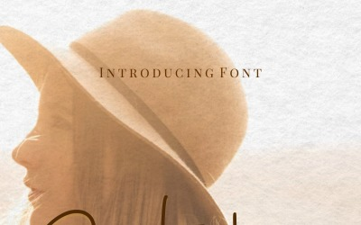 Sweety Lovers - Signature Cursive Font