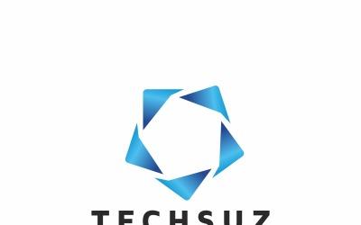Tech Rotation Logo Template