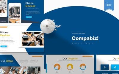 Compabiz - Keynote template