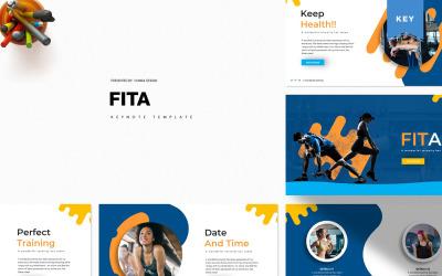 Fita - Keynote template