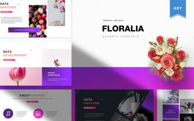 Floralia - Keynote template