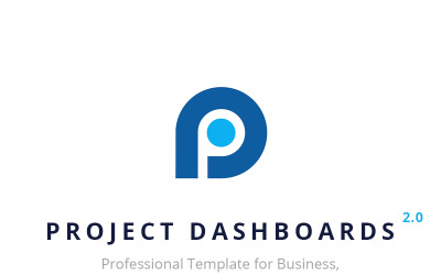 Project Dashboards 2.0 for - Keynote template