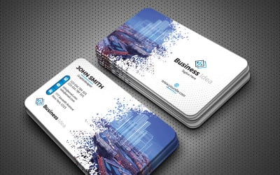 Building Construction - Corporate Identity Template