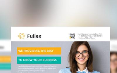 Fuilex -  Cleen - Corporate Identity Template