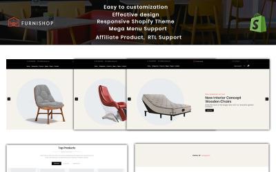 Furnishop - The Furniture Shopify Theme