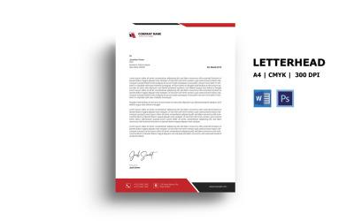 Jack Letterhead - Corporate Identity Template