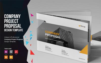 Tulona - Project Proposal - Corporate Identity Template