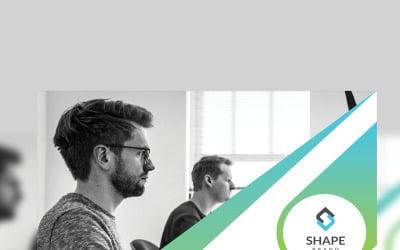 Sha - Creative & Flyer - Corporate Identity Template