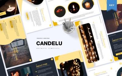 Candelu - Keynote template
