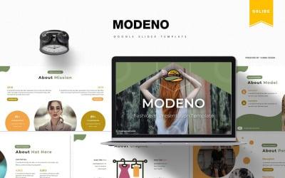 Modeno   Google Slides