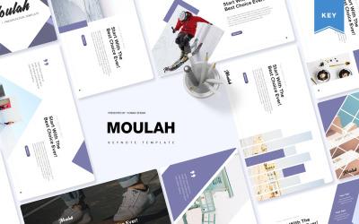 Moulah - Keynote template