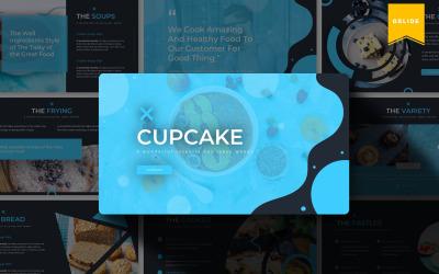 Cupcake   Google Slides