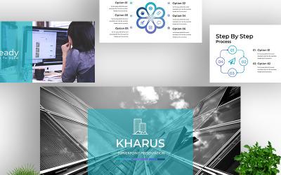 KHARUS - Többcélú PowerPoint sablon
