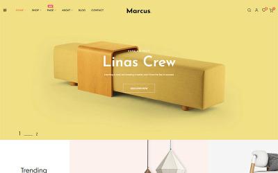 Marcus - Tema de PrestaShop para muebles y decoración del hogar