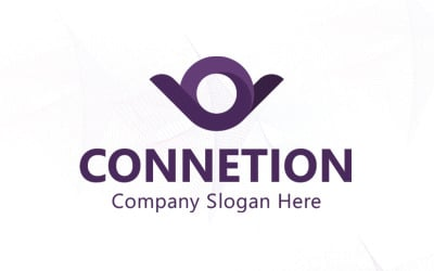 Connetion Logo Template