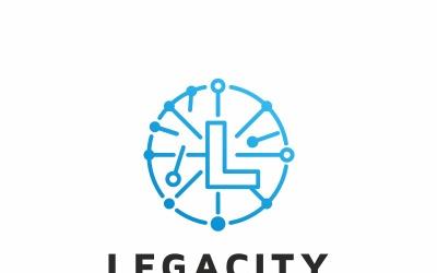 Legacity - L Letter Logo Template