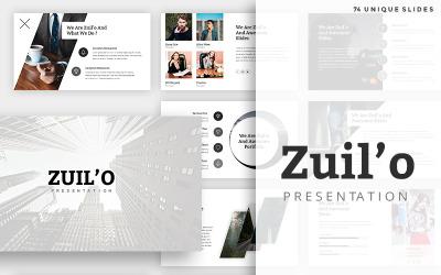Zuil'o - Creative - Keynote template
