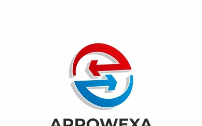 Arrows Infinity Logo Template