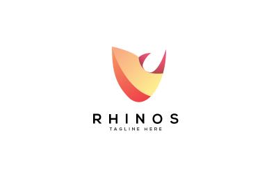 Rhinos Logo Template