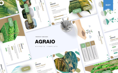 Agraio - Keynote template