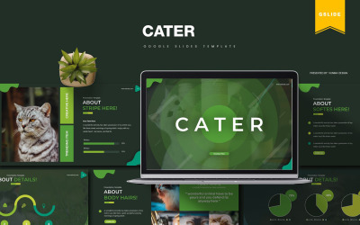 Cater | Google Slides