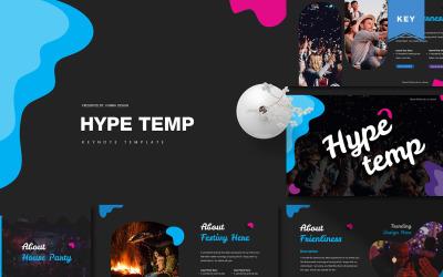 Hype - Keynote template