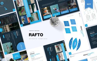Rafto - Keynote template