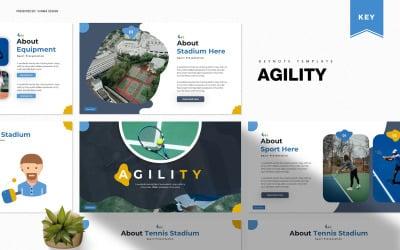 Agility - Keynote template