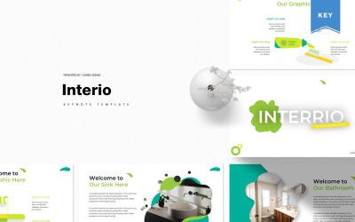 Interio - Keynote template