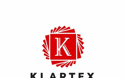 Klartex-K Letter Logo Template