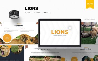 Lions   Google Slides