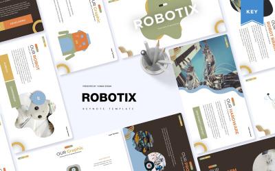 Robotix - Keynote template