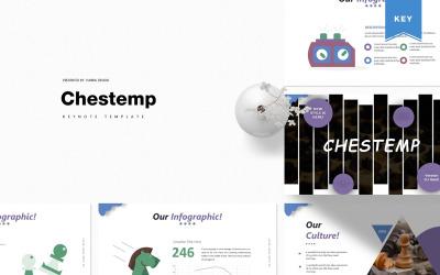 Chestemp - Keynote template