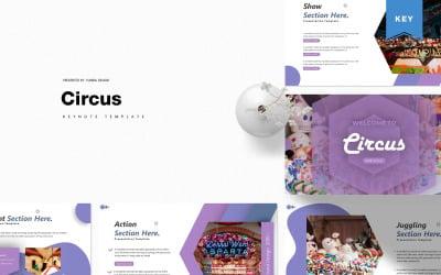 Circus - Keynote template
