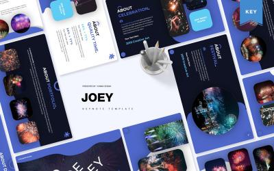 Joey - Keynote template