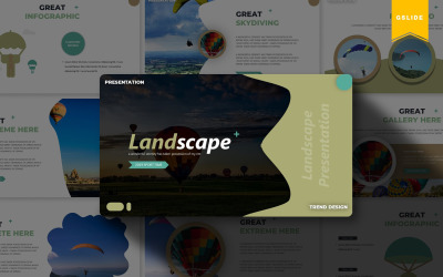 Lanscape   Google Slides